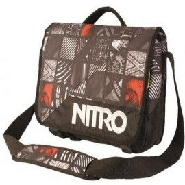 NITRO EVIDENCE BAG WHITE/BLACK
