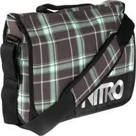 NITRO EVIDENCE BAG BROWN