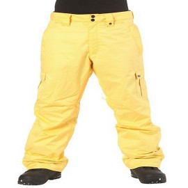 NITRO KIDS BOYS DECLINE PANT YELLOW