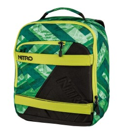 MOCHILA NITRO AXIS WICKED GREEN