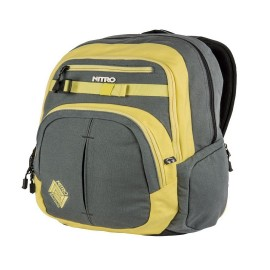 MOCHILA NITRO ZOOM BAG LIME