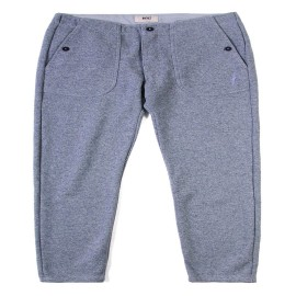 L.BOLT Wool Cotton Pants Grey