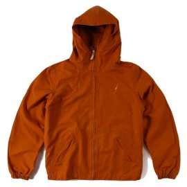 L.BOLT Full Zip Windbreaker CATHAY SPICE