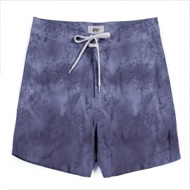 L.BOLT Herbal Crane  Boardshort DRESS BLUE