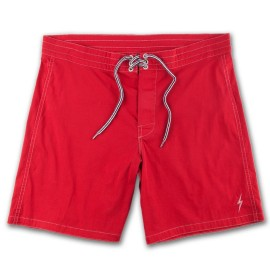 L.BOLT Pelican Stretch Boardshort Burt Ochre