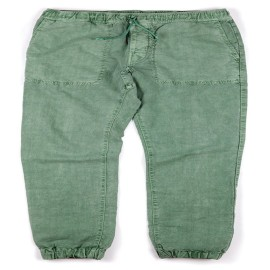 L.BOLT Hemp Cotton Shaka Pant Comfrey