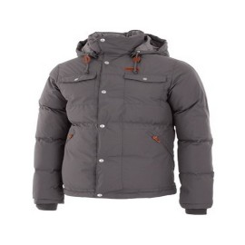 MALOJA TelvetM. Down Jacket dark cloud