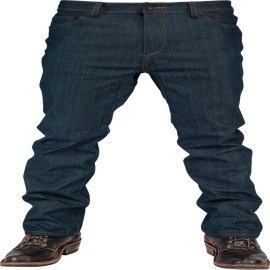 L1 ONE PANT  RAW BLUE DENIM