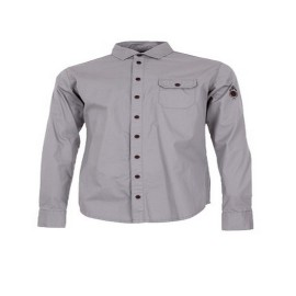 MALOJA BedfordM. Shirt SMOKE