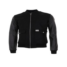 MALOJA ColeM. Leather JKT CHARCOAL