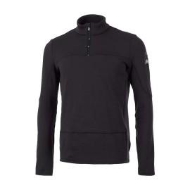 MALOJA AdrianM. Shirt Long Sleeve Multisport Shirt CHARCOAL