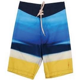 L.BOLT LEMON SAND BOARDSHORT DRESS BLUE