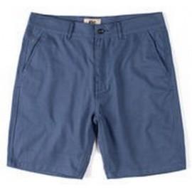L.BOLT Core Twill Short Ensign Blue