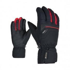Ziener GLYN GTX(R)+Gore warm glove ski alpine dark melange