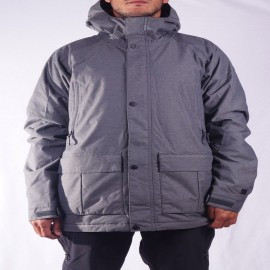 NITRO TRANSMISSION JACKET GREY