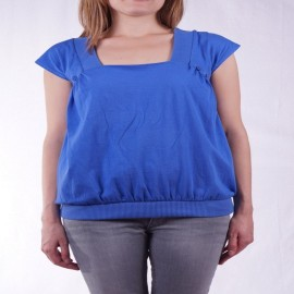 NIKITA DAZZLER TOP BLUE