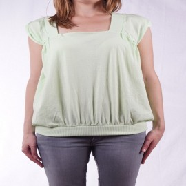NIKITA DAZZLER TOP GREEN