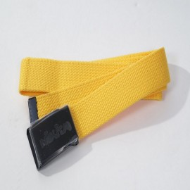NIKITA BELT YELLOW/BLACK