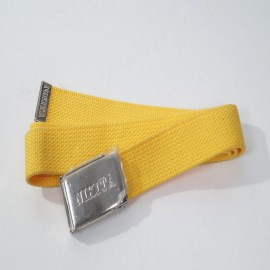NIKITA BELT YELLOW/SILVER