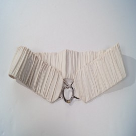 NIKITA LUCY BELT WHITE