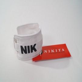 NIKITA WRISTBAND WHITE