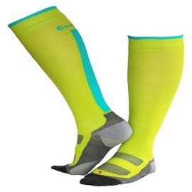 GOCOCO COMPRESSION SUP SOCKS LIME