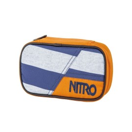NITRO PENCIL CASE HEATHER STRIPE
