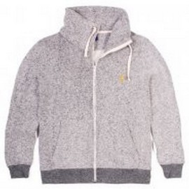 L.BOLT YD ZIP JACKET GREY