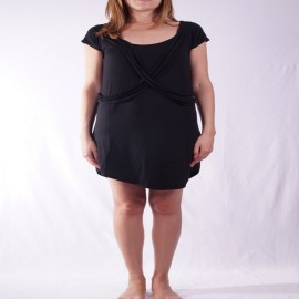NIKITA HELEN DRESS BLACK