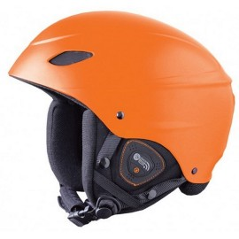 DEMON PHANTOM HELMET ORANGE